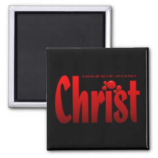 Just One Drop - Romans 5:9 Magnets
