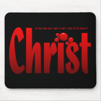 Just One Drop - Romans 5:9 Mouse Pad