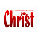Just One Drop - Romans 5:9 Postcard