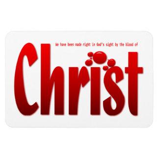 Just One Drop - Romans 5:9 Flexible Magnet