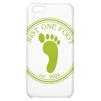 Just One Foot Shirt iPhone 5C Case