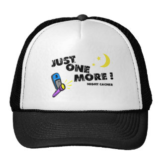 Just One More Trucker Hat