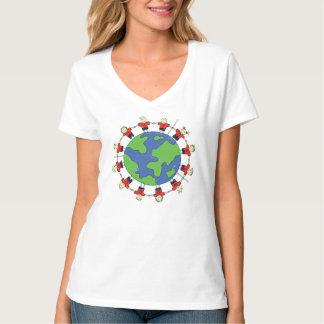 JUST ONE WORLD for WOMEN Tee Shirt