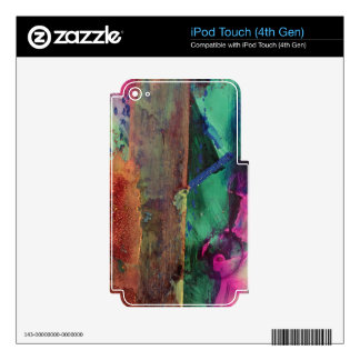 Just Paint Decals For iPod Touch 4G