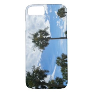 Just Palm Trees iPhone 7 Case
