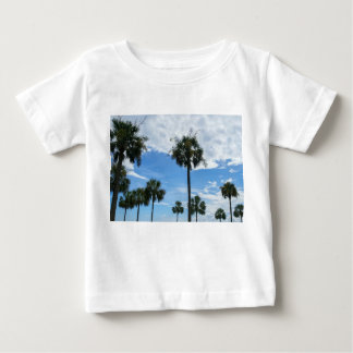 Just Palm Trees Tee Shirt