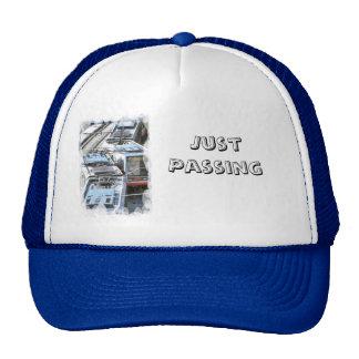 Just Passing Trucker Hat