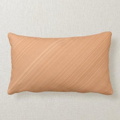 Just Peachy Lumbar Pillow