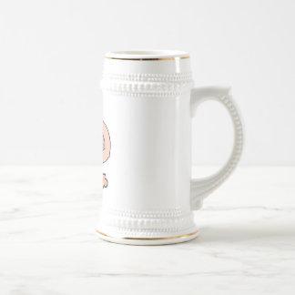 Just Peachy Peach Coffee Mugs