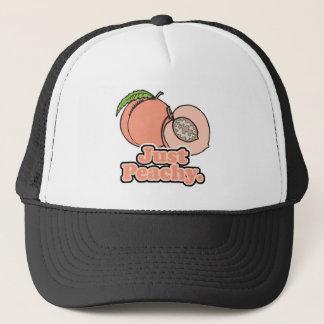 Just Peachy Peach Trucker Hat