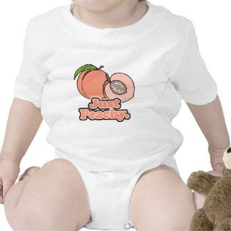 Just Peachy Peach Tshirt