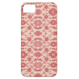Just Peachy - Vintage Floral Pattern iPhone SE/5/5s Case