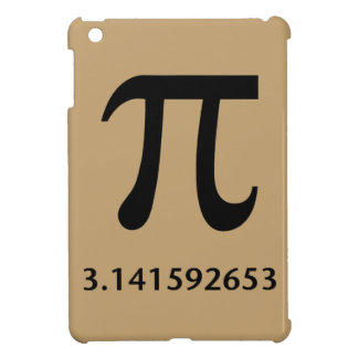 Just Pi, Nothing More Case For The iPad Mini