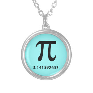 Just Pi, Nothing More Pendant