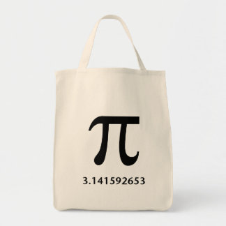 Just Pi, Nothing More Tote Bags