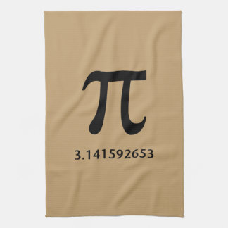 Just Pi, Nothing More Towels