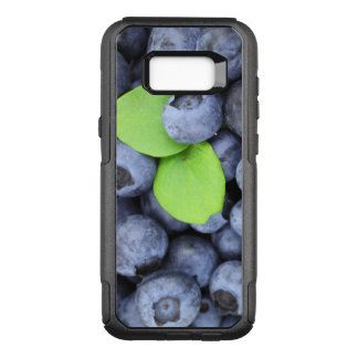 Just Picked Fresh Delicious Blueberries OtterBox Commuter Samsung Galaxy S8+ Case