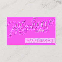 Just Pink Business Card