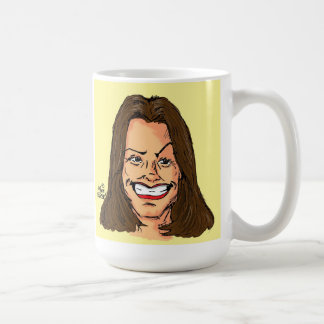 Just Plain Evil Classic White Coffee Mug