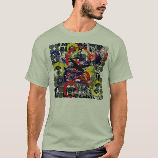 Just Plane Circles T-Shirt