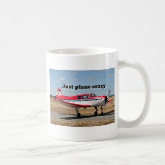 Just plane crazy: Yak aircraft Classic White Coffee Mug