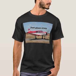 Just plane crazy: Yak aircraft T-Shirt