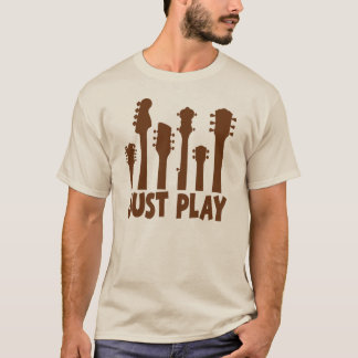 JUST PLAY T-Shirt