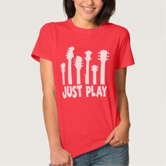 JUST PLAY T SHIRTS