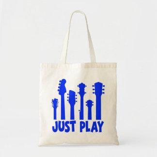 JUST PLAY TOTE BAG