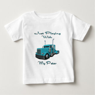 Just Playing With My Peter Baby T-Shirt