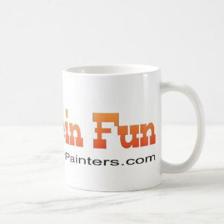 Just Plein Fun Coffee Mug