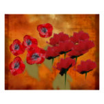 Just Poppies Posters