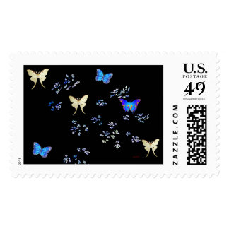 Just Pretty! Postage Stamp