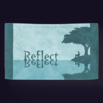 Just Reflect Banner