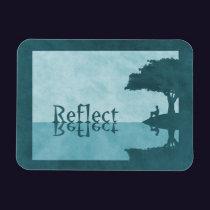 Just Reflect Flexible Magnet