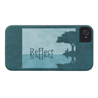 Just Reflect iPhone 4 Case-Mate iPhone 4 Case-Mate Case