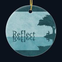 Just Reflect Ornament