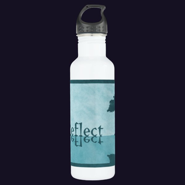 Just Reflect Water Bottle