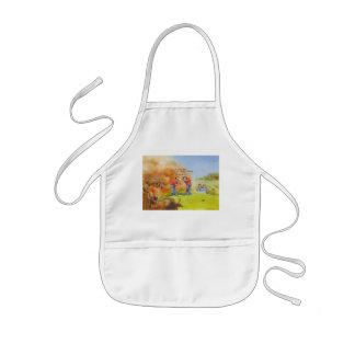 Just relax kids' apron