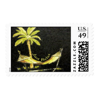 just Relax Postage