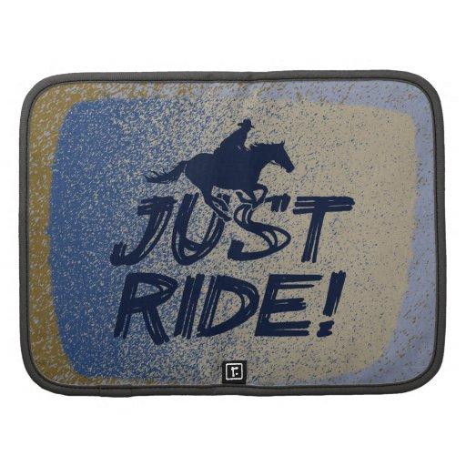 Just Ride 2 Folio Smartphone Folio Planner