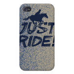 Just Ride! 2 iPhone 4/4SCase iPhone 4/4S Covers