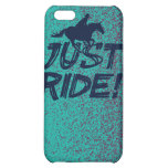 Just Ride! 4 iPhone 4/4SCase iPhone 5C Covers