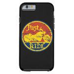 Just Ride Motorcycle iPhone 6 case and Cover