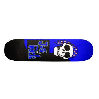 just ride skateboard deck
