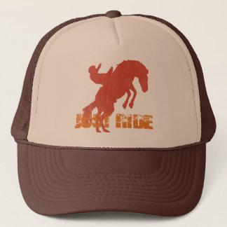 Just Ride Trucker Hat