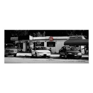 Just Right Used Cars Poster