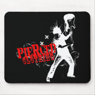 Just Rockin Out Mouse Pad