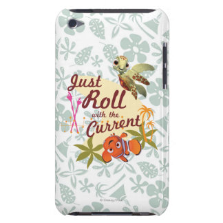 Just Roll with the Current iPod Touch Case-Mate Case