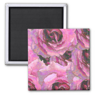 Just Rosie 2 Inch Square Magnet
